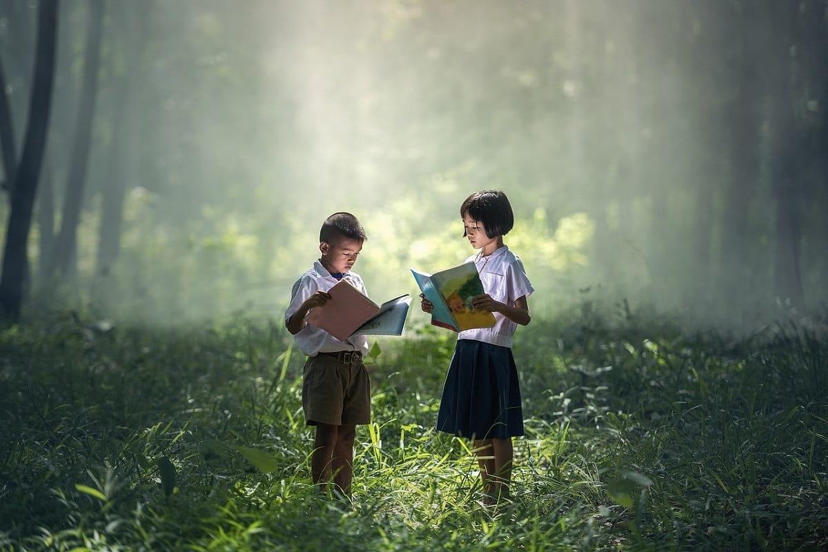 Leggere libri ai bambini: aiuta nello sviluppo della personalità
