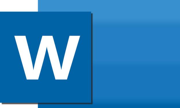 Come scrivere un testo su Microsoft Word